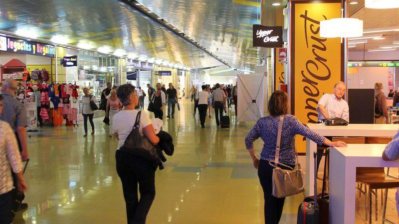 Gran Canaria flyplass Komme seg fra flyplassen transport