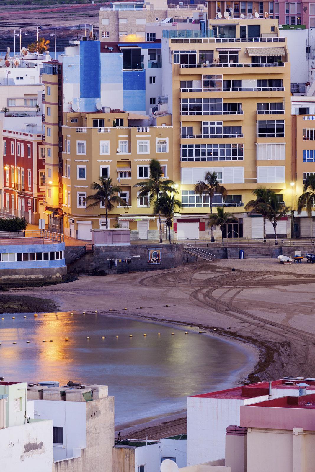 La Isleta Las Palmas